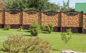 Бетонови огради